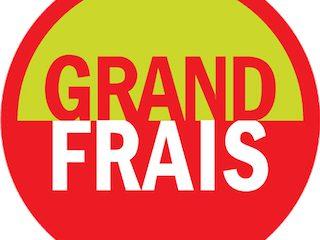 GRAND FRAIS – maquette Pub